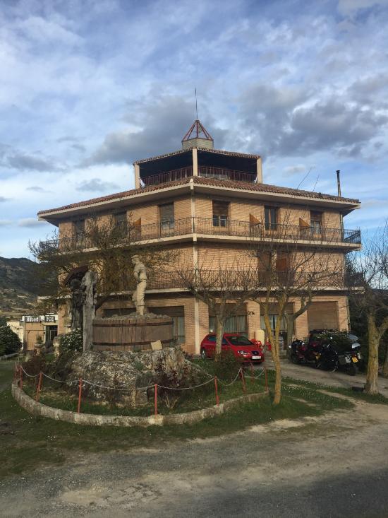 Hotel Portal De La Rioja Bri As Hotel Opiniones Y Fotos