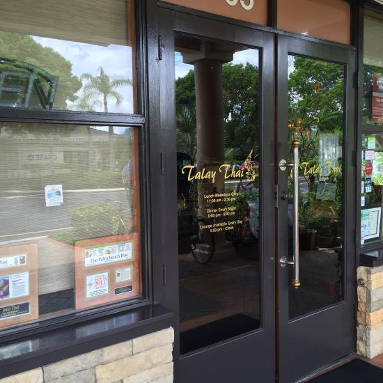 Talay Thai Restaurant Palm Beach Gardens Restaurant Reviews Phone Number Photos Tripadvisor