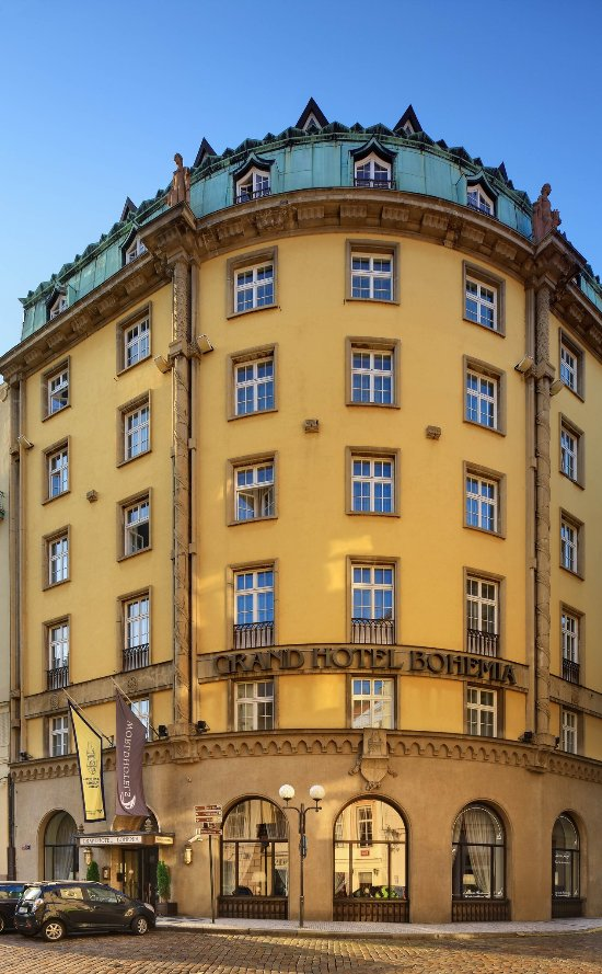Art Nouveau Palace Hotel (Prague, Czech Republic) - Reviews, Photos & Price Comparison - TripAdvisor