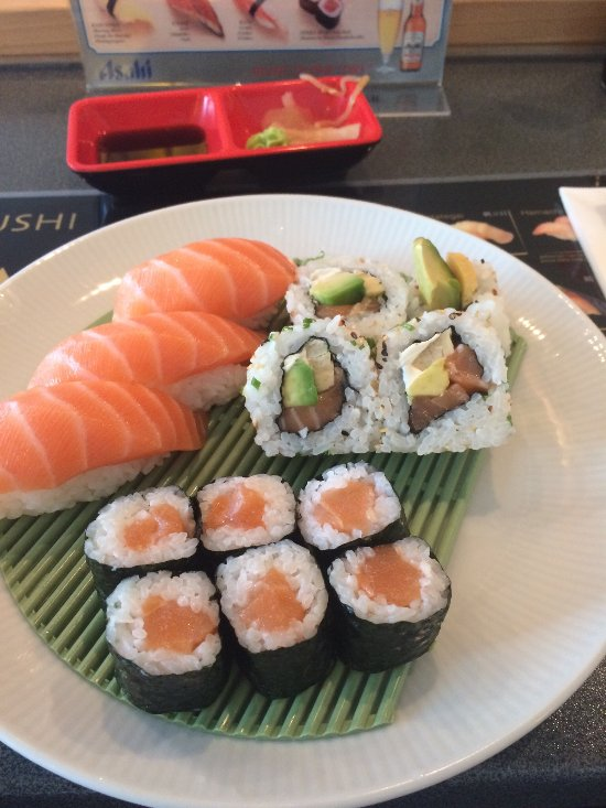 Die 10 Besten Sushi In Bochum