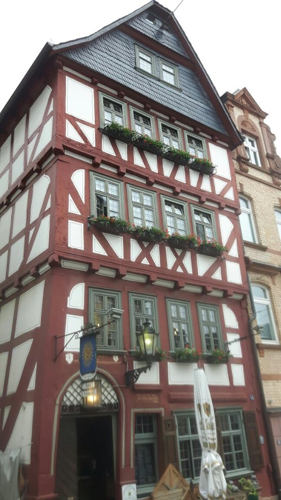 Single apartment marburg