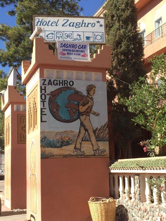 Zaghro Hotel