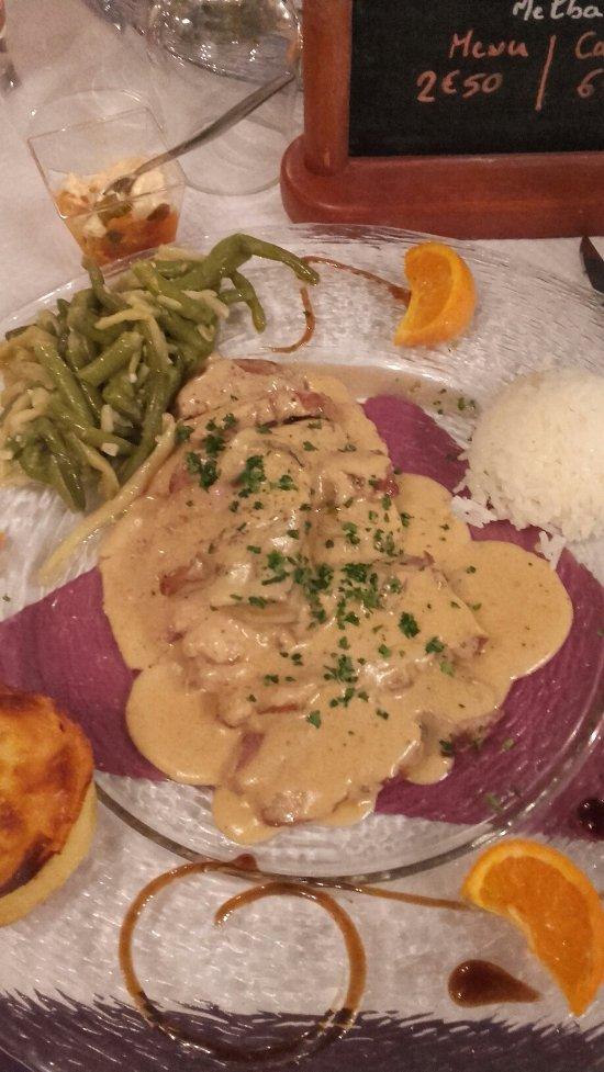 Le gourmet du jard saint dizier restaurant avis num ro for Parc du jard saint dizier