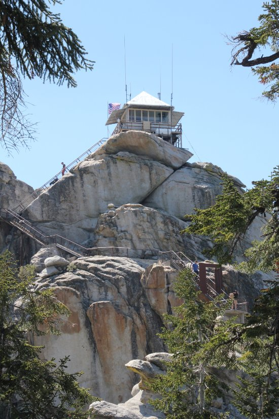 Buck Rock Lookout