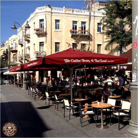 Coffee Bean Cafe Jerusalem Givat Ram Restaurant Reviews Photos Phone Number Tripadvisor