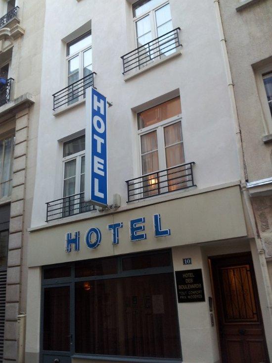 Hotel Des Boulevards