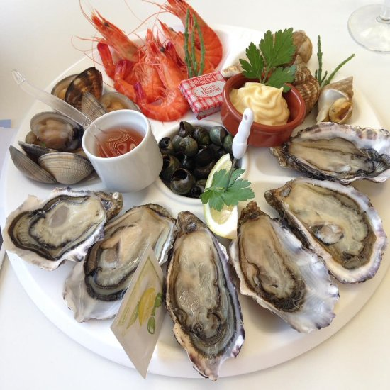 Restaurant Noirmoutier Fruits De Mer