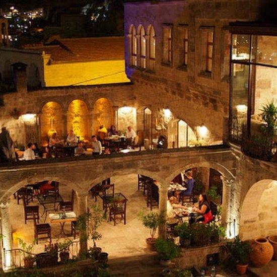 Seten anatolian cuisine goreme restaurant reviews for Anatolian cuisine