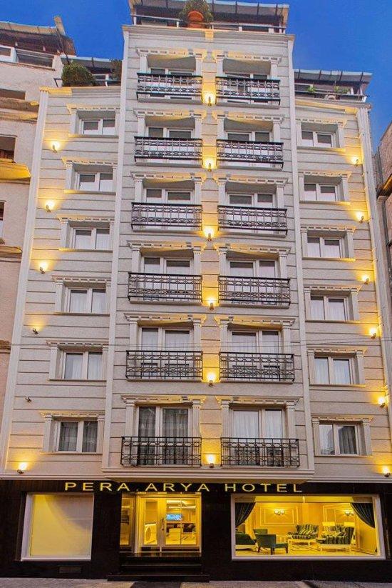 佩拉阿里亞飯店