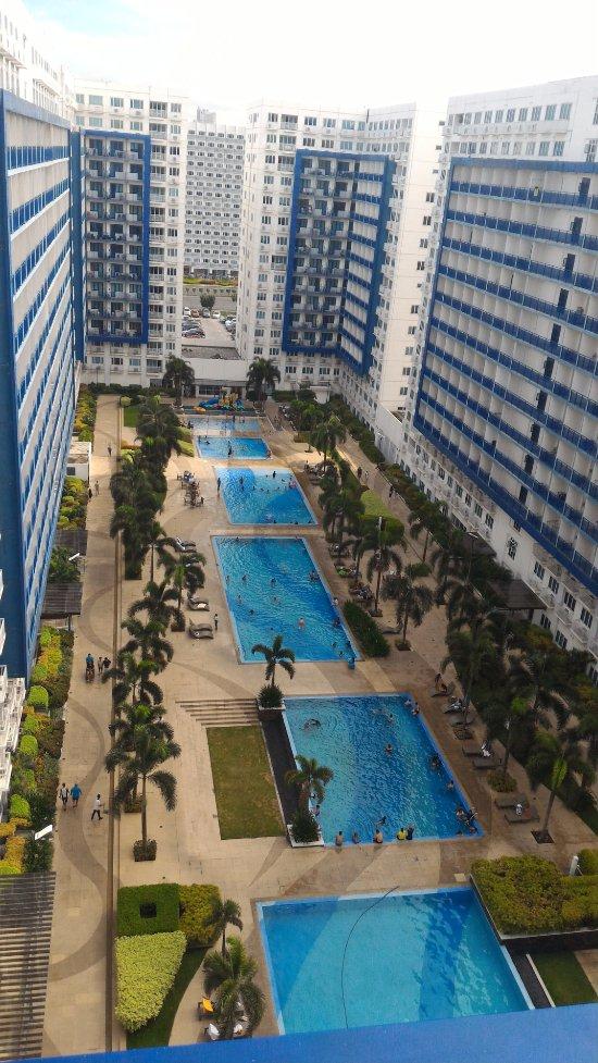 IECASA at Sea Residences Serviced Apartment