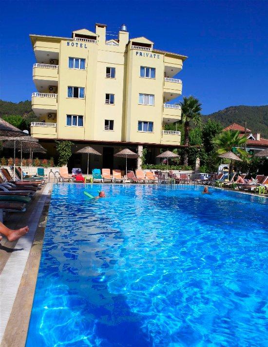 Private Hotel Icmeler Tripadvisor