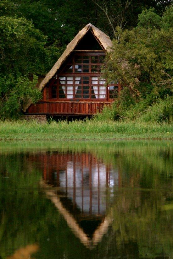 Antelope Park Island Lodge
