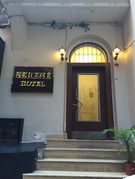 서린 호텔 이스탄불