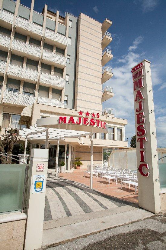 馬傑斯酒店