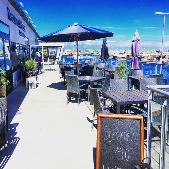 Kommandobroen by Grantland, Hvide Sande - Restaurantanmeldelser - TripAdvisor
