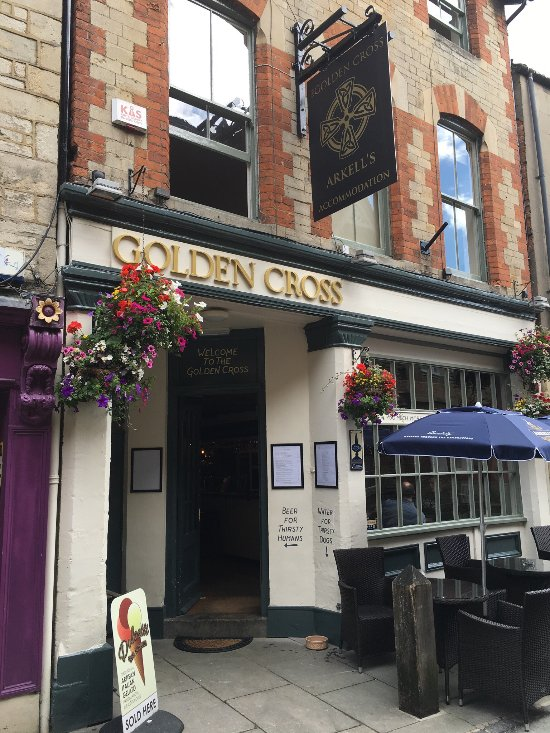 The Golden Cross Inn