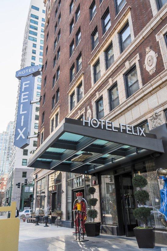 호텔 펠릭스 시카고
