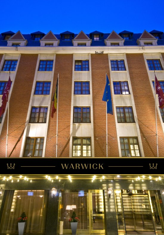 Warwick brussels hotel da 100 bruxelles belgio for Hotel a bruxelles