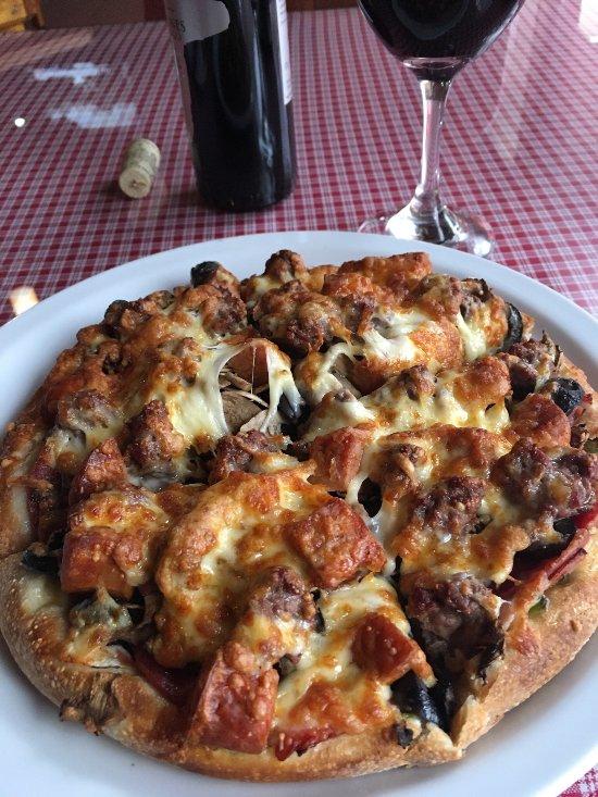 The 10 Best Pizza Places In Concepcion Tripadvisor