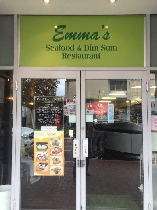 Emma S Seafood And Dim Sum Restaurant