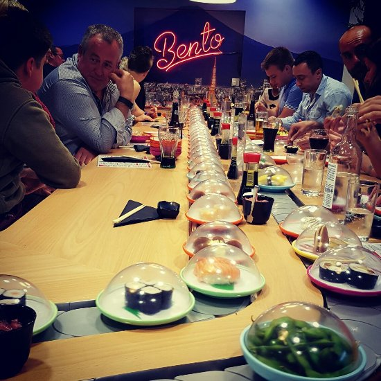 Bento Sushi St Helier Restaurant Reviews Phone Number