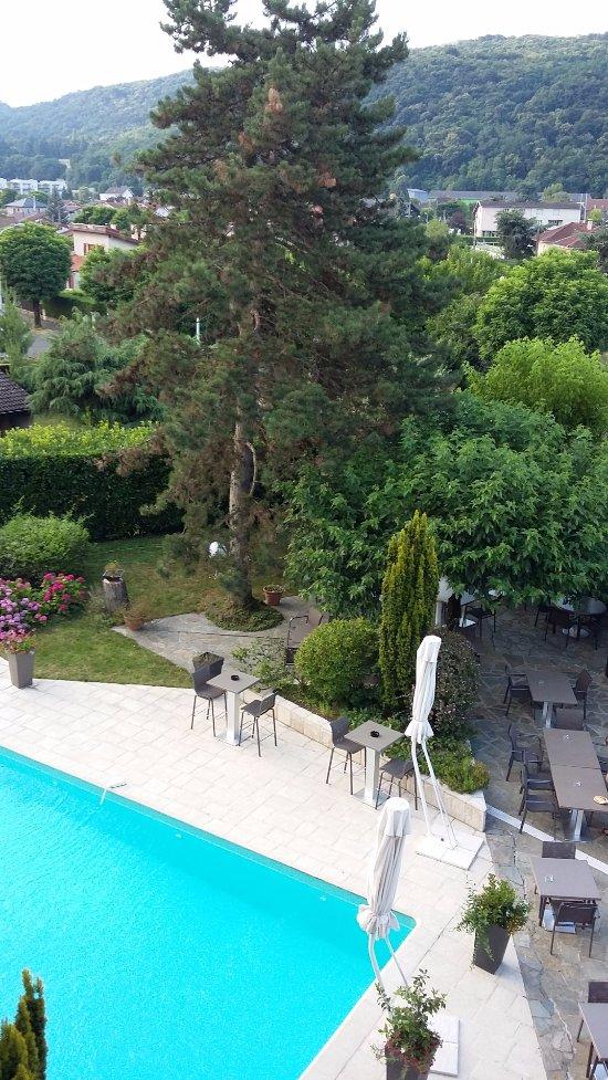 Best western dauphitel hotel echirolles france voir for Piscine echirolles