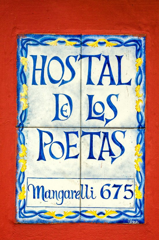Hostal de los Poetas