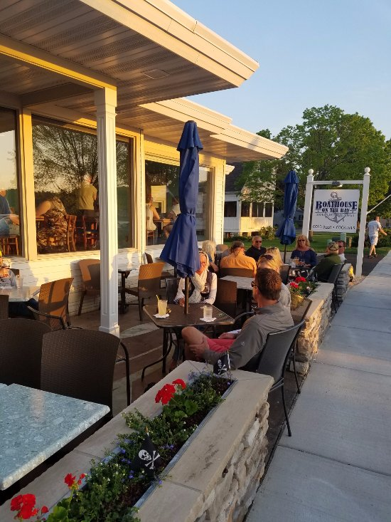 Boathouse On The Bay Sister Bay Restaurant Reviews
