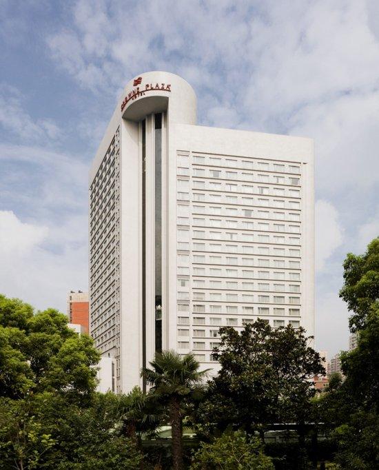 크라운 플라자 호텔 상하이