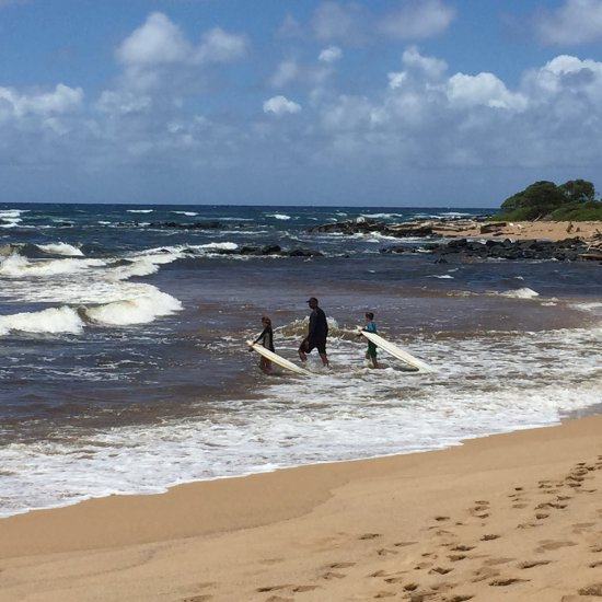 Kauai Beaches – Category – Surfing | Kauai Beach Scoop