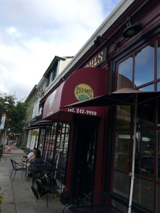 Cosimo S Pizza Cafe Philadelphia Pa
