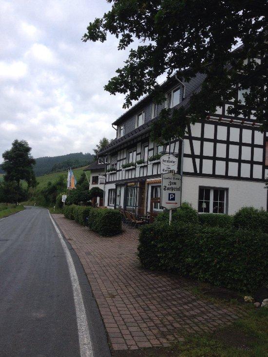 Landgasthof zum Sorpetal