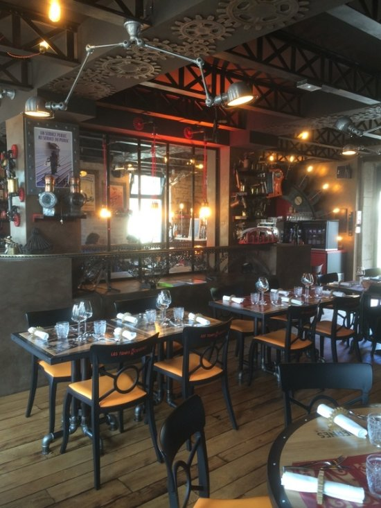 Les temps modernes genlis restaurant bewertungen