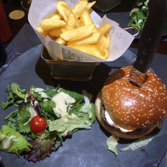 Au Bureau Enghien Les Bains Rue De L Arrivee Menu Prices Restaurant Reviews Tripadvisor