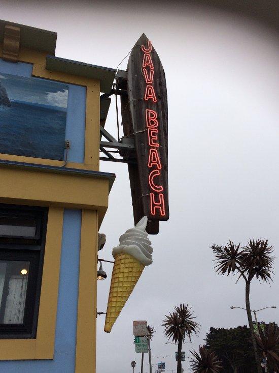 Java Beach Cafe San Francisco Ca