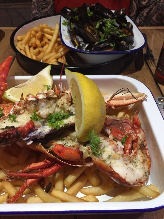 The 10 Best Seafood Restaurants In Brighton Updated January