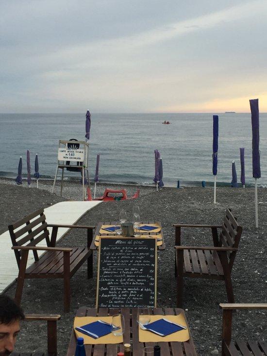 Bagni roma genova ristorante recensioni numero di telefono foto tripadvisor - Bagni chimici genova ...