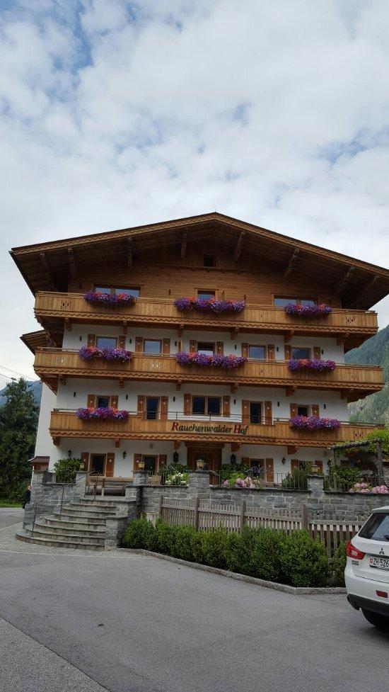 Hotel Garni Rauchenwalderhof