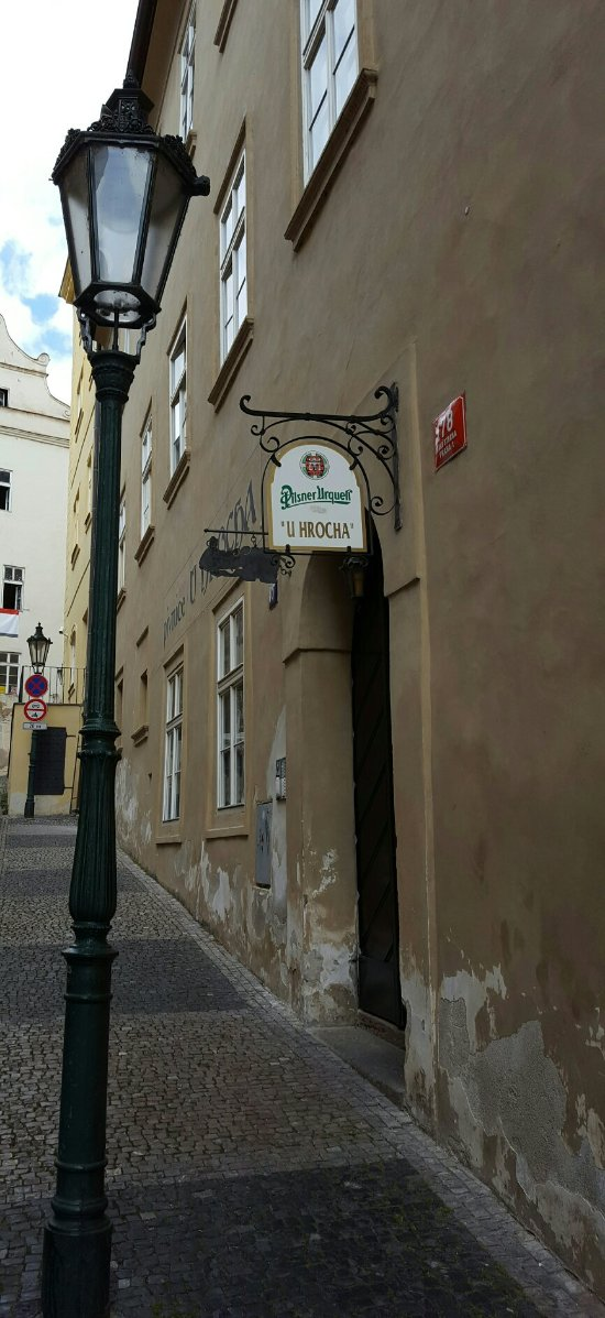 One of the best pub's in Prague.