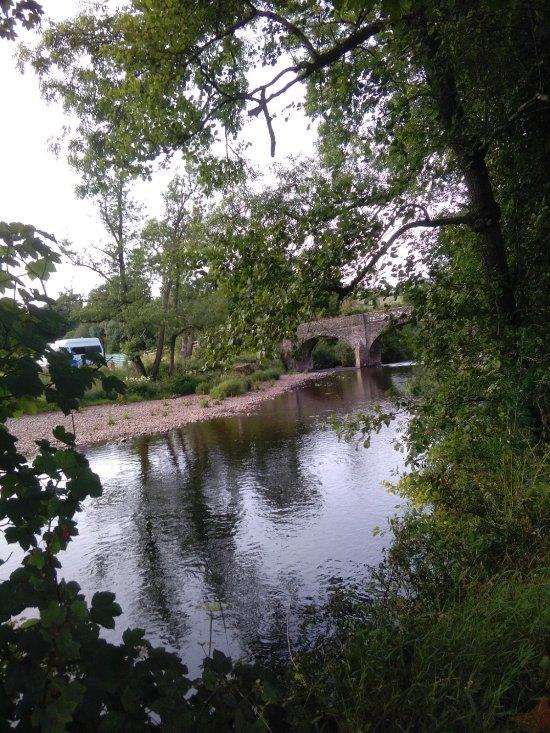 Aberbran Fawr Farm Caravan & Camping