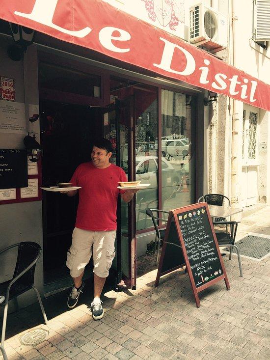Restaurant Rue De La Prefecture Clermont