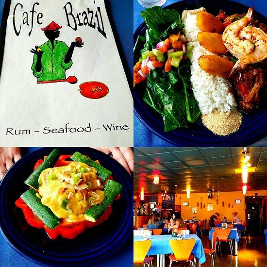 Cafe Brazil Denver Co Menu