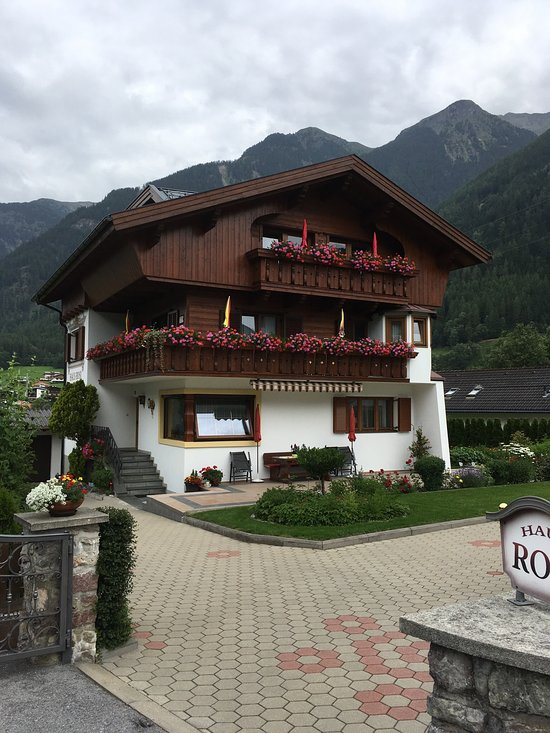 Pension Rosi - Umhausen Im Otztal