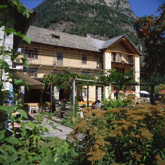 Ristorante-hotel Alpino