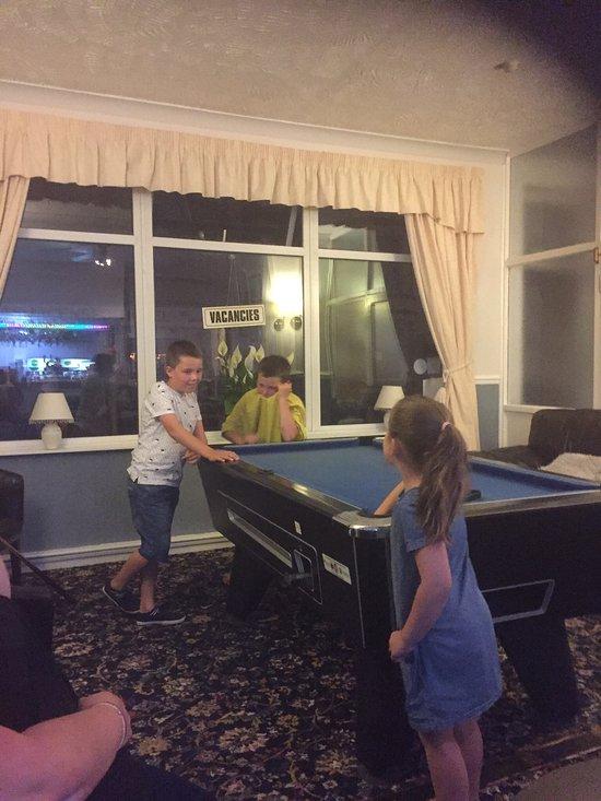 Tobermory Hotel Blackpool