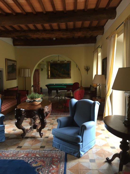 Villa Giuncheto