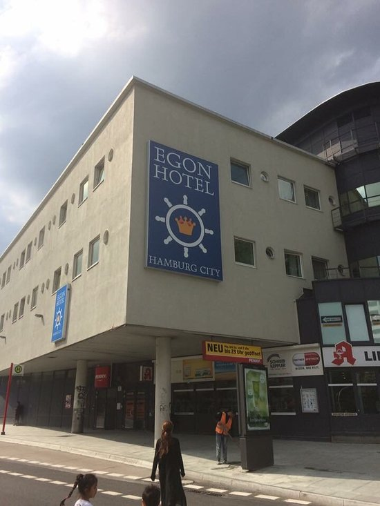 Hotel Egon Hamburg