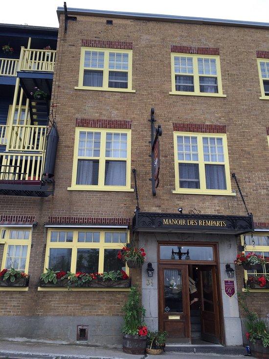 Hotel Manoir des Remparts