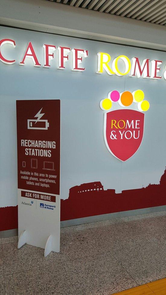 Caffe RoMe&You