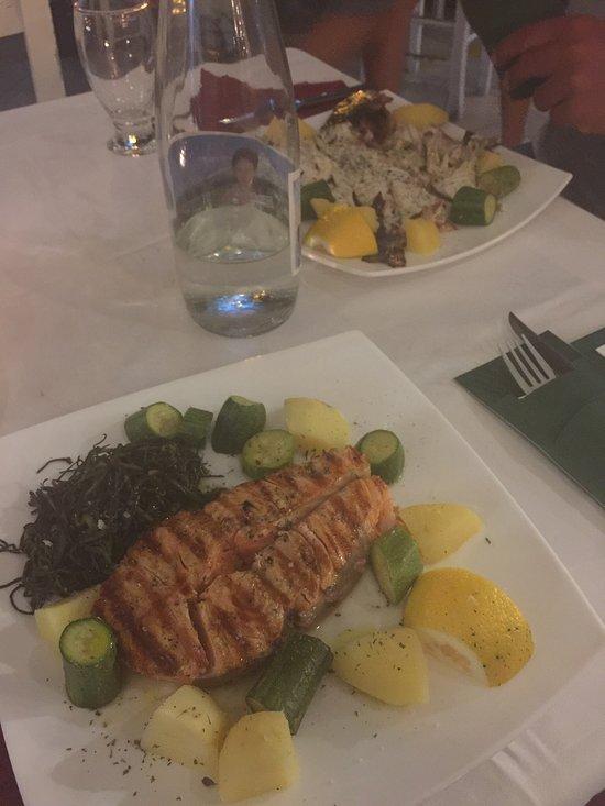 Menu art cuisine restaurant zakynthos town ristorante for Artistic cuisine menu